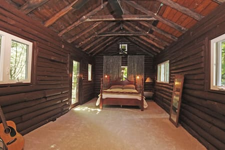 Private Cozy Log Cabin in Pawling - Szoba reggelivel