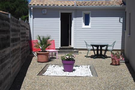 Appartement indépendant chez l'habitant - Nieul-sur-Mer - Dom
