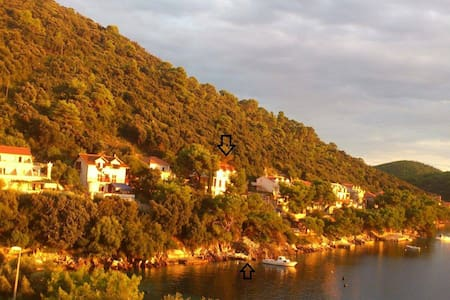Nature park - Island Lastovo - Apartment