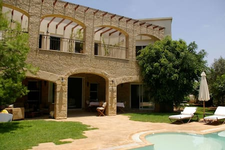 Villa Shirine avec piscine - Casablanca - Villa