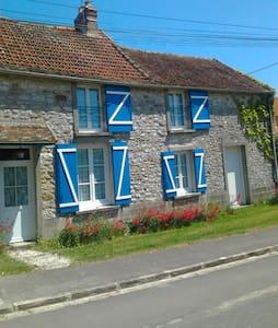 Vrai maison ancienne 60  km Paris - Rumah bandar