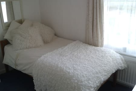 Cosy single room in Colyton, Devon. - House