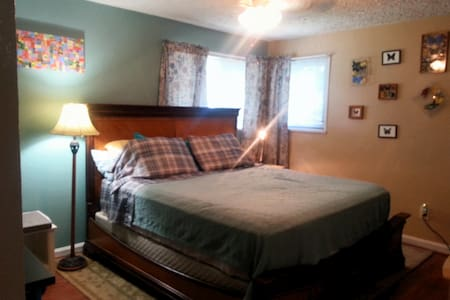 Great room, great location! - Silver Spring - Maison