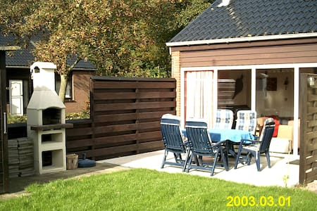 Charming house with sunny terrace - Huis