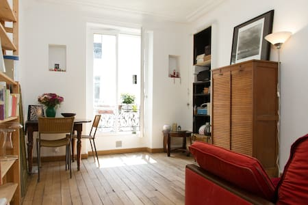 Charming apartment in Montmartre