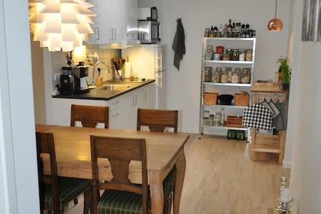 Little flat on Frederiksberg