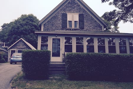 Cape Cod Cottage in Woods Hole