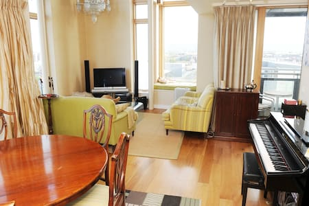 Stunning Views in Centre of Dublin - Dublin - Apartament