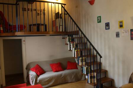 7 minutes on foot to S Maria Novella train station - Firenze - Apartment