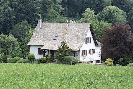 Grand gîte rural dans maison - House