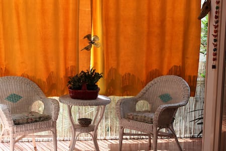 ADORABLE SHABBY CHIC SINGLE ROOM - Sitges - Lejlighed