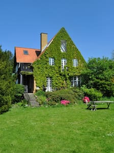 Charming house with beautiful garden