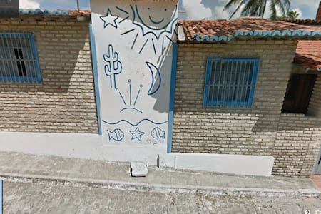 Linda casa de praia em Maxaranguape