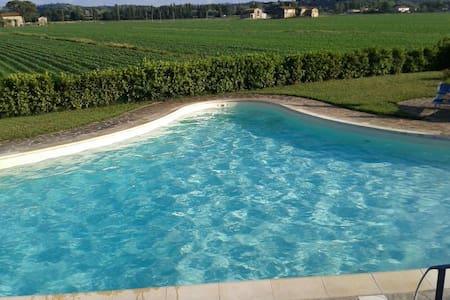 Villa  with pool near Pisa Florence - Haus