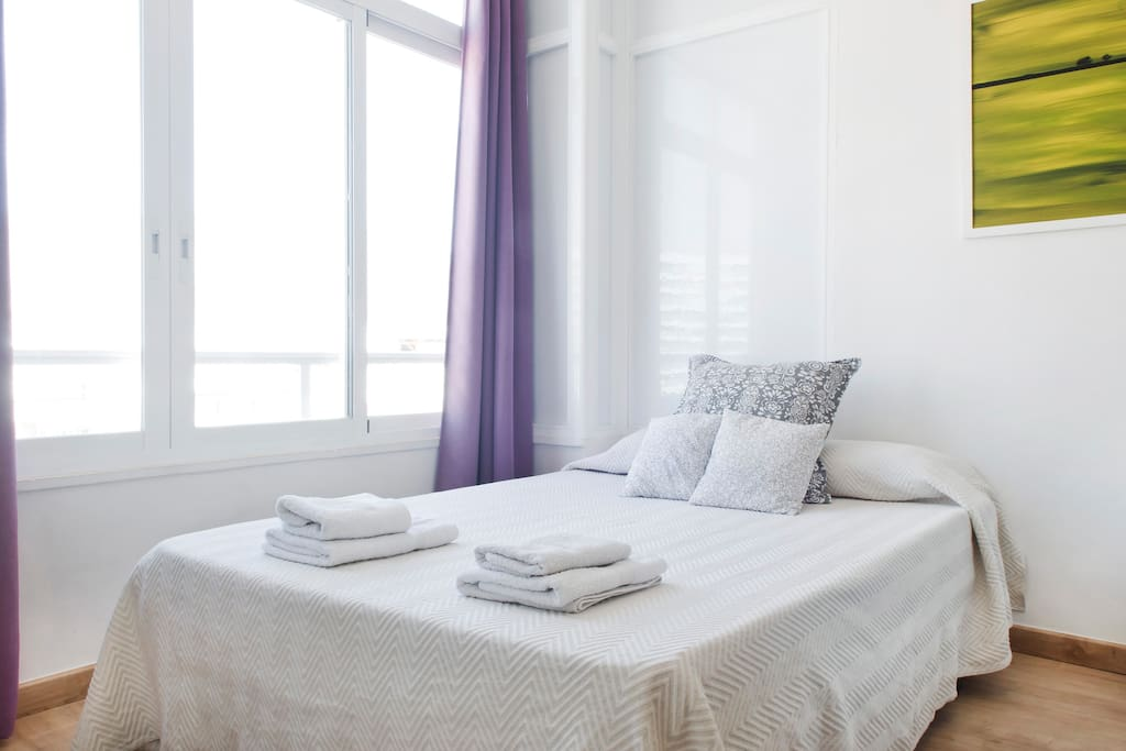 Dormitorio, amplio luminoso y bien ventilado
