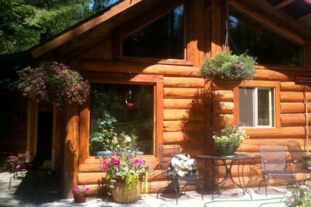 Big Boulder Cabin - Casa de campo