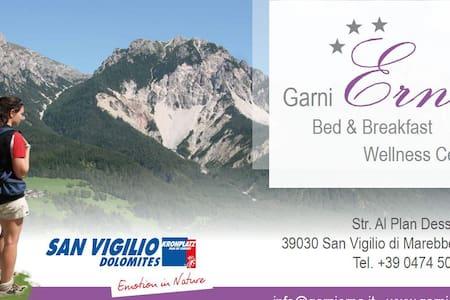 Garni Erna Mountain B&B - San Vigilio