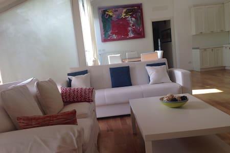 MILAN 2 BEDROOM APP IN THE GREEN - Villa Raverio - Huoneisto