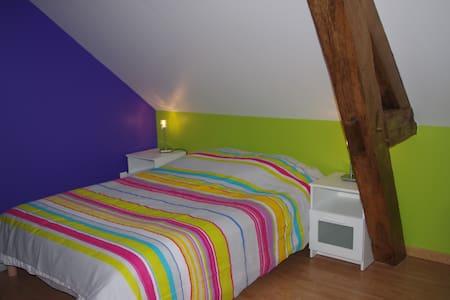 Maison tout confort Hauts Verrêts - Lucenay-lès-Aix - Rumah