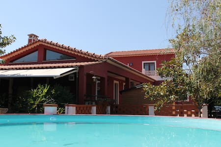 Rustic and Charm Villa in Ribatejo - Huvila