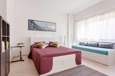 Moderno open space a San Pietro - Roma - Apartment