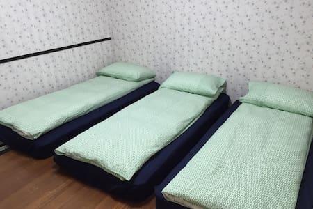 ~烏來漞靜-風呂◎三人套房(房間標號3)~ - Villa