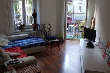 Most central in Zurich - Wohnung