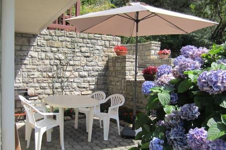 Appartement T2 dans villa en rez-jardin, expo sud - Soorts-Hossegor - Apartamento
