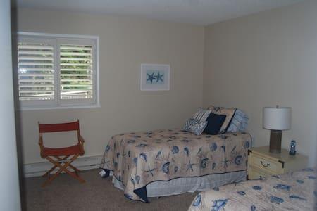 Pajaro Dunes Shorebirds #G220 - Watsonville - Wohnung