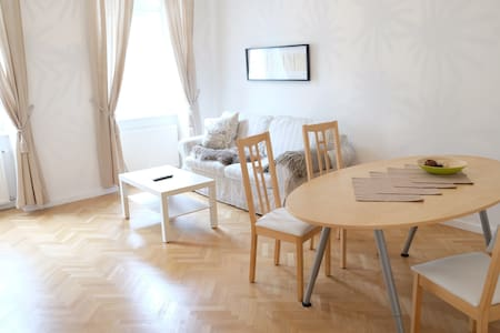 Charming, Bright & Quiet Apartment - Wien - Apartment