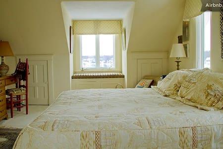 Cliftara Bed & Breakfast Captain's Room - Casa