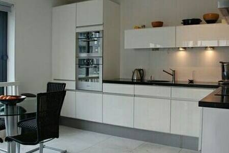 Complete house, garage included - Kondominium