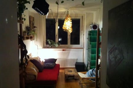 Lovely room near city centre - Wohnung