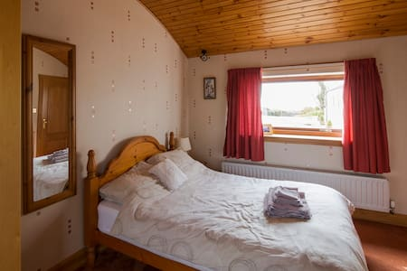Ensuite Double Room near Sea, views - West Kilbride - Casa