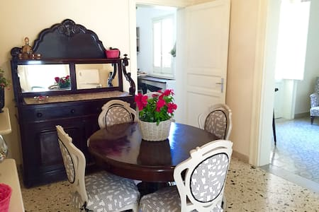 Sweet vintage house in the city centre - Apartment