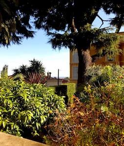 Chill House, Chambre et S.d.Bain  - Apartment