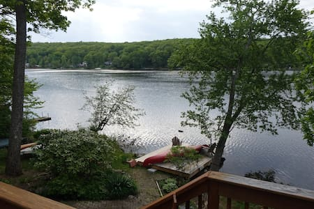 Kittatinny Lakeside Retreat - Maison