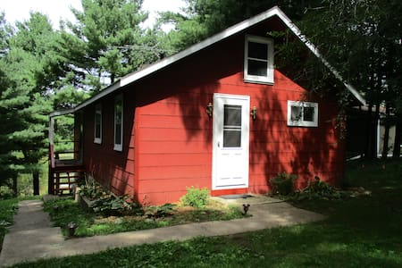 Newly Available Cottage on Outstanding Long Lake - Waupaca - House