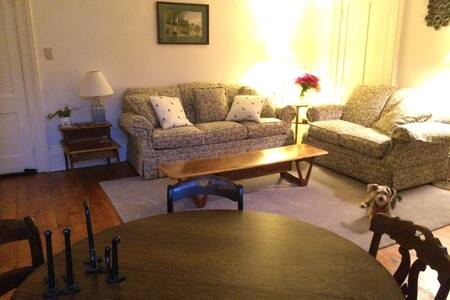 Village Apartment Cooperstown NY
