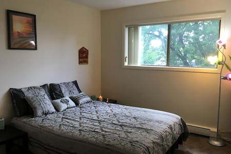Beautiful Private Bedroom - Waukegan - Byt