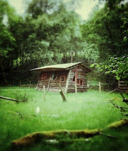 Thar an Altain -Tal's woodland Hut - Kunyhó