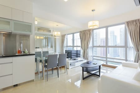 Telok Ayer Premium 1 Bedroom Apt 25 - Apartment