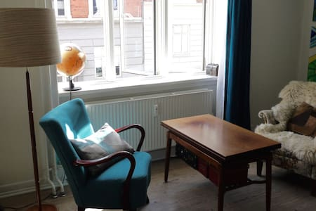 Charming 1-room apartment - Appartement