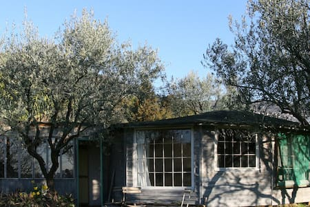 Little chalet in olive grove - Grasse