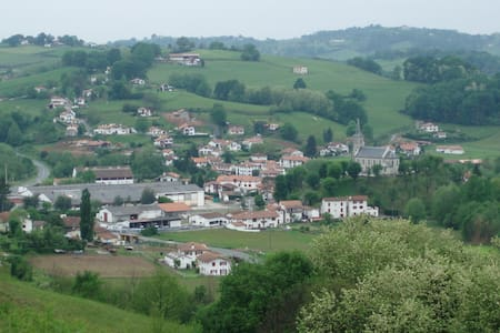 Pays Basque près Biarritz/Espagne. - Appartement
