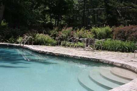 Pound Ridge Vacation House - Casa