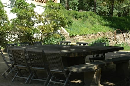 Domaine de Rodie is a spacious colonial villa circa 1910 set in 62 acres of private land. It has now been fully restored into a Bed and Breakfast with 4 beautiful guest rooms.The domaine has a 12x6m swimming pool with sun beds at the guests disposal.
