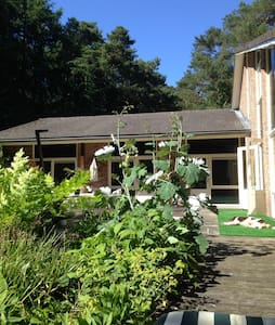 Mooie vrijstaande villa aan bosrand - Villa