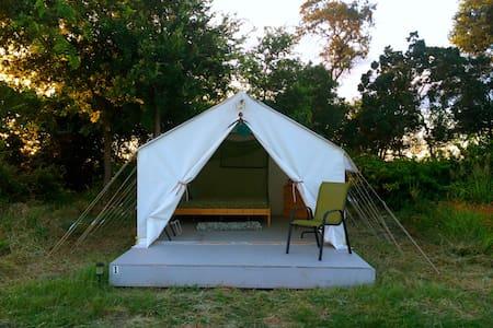 Modern Farmstay- Tent #1 - Zelt