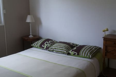 Maison 4 chambres 3 salles de bain piscine - Saint-Maurice-de-Gourdans - Casa